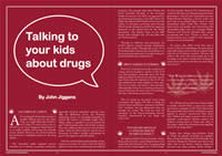 Talking to Your Kids About Drugs